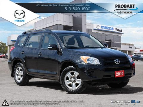 Pre-Owned 2010 Toyota RAV4 | AWD | Cruise | Power Group 4WD