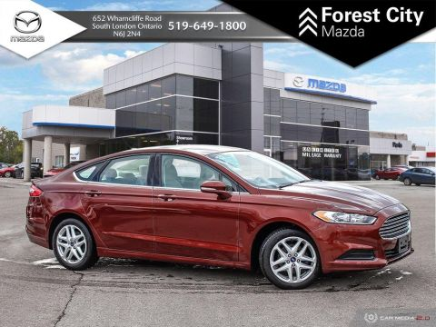 Pre-Owned 2015 Ford Fusion | SE | Bluetooth | Cruise