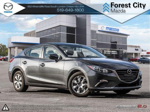 Pre-Owned 2015 Mazda 3 | GX | A/C | Power Group FWD 4dr Car