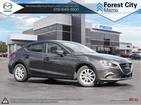 Pre-Owned 2015 Mazda 3 | GS | Cruise | Bluetooth | Backup Camera FWD 4dr Car