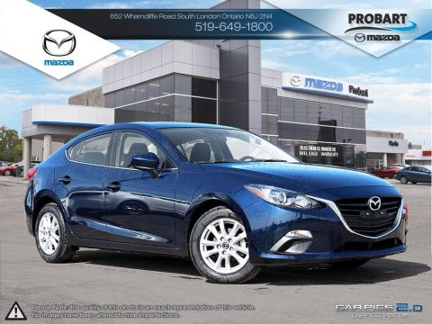 Pre-Owned 2014 Mazda 3 | GS | Cruise | Bluetooth | Backup Camera FWD 4dr Car
