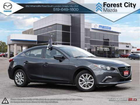 Pre-Owned 2014 Mazda 3 | GS | Cruise | Bluetooth | Heated Seats