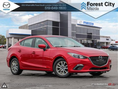Pre-Owned 2015 Mazda 3 | GS | Cruise | Bluetooth | Heated Seats | Backup Camera