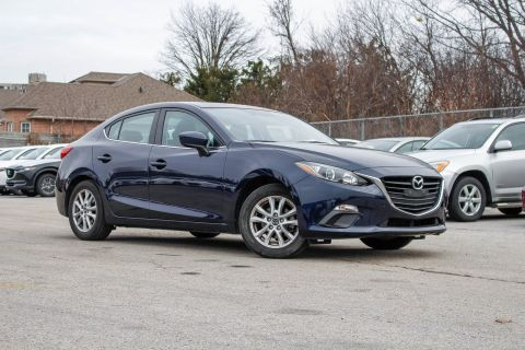 Pre-Owned 2016 Mazda 3 | GS | Cruise | Bluetooth | Backup Camera | Heated Seats