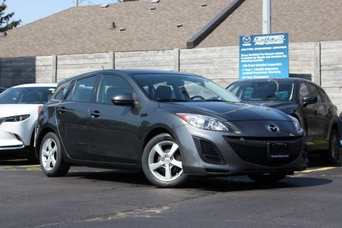 Pre-Owned 2011 Mazda 3 | GX | A/C | Power Group