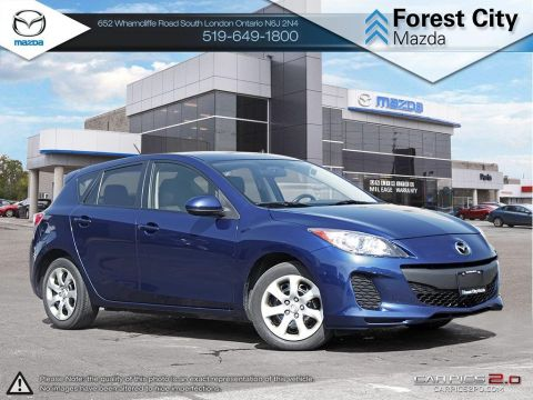 Pre-Owned 2013 Mazda 3 | GX | A/C | Power Group
