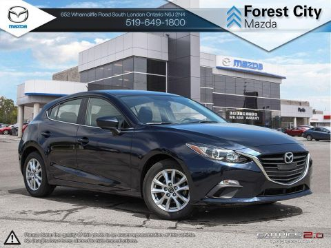 Pre-Owned 2014 Mazda 3 | GS | Cruise | Bluetooth | Backup Camera