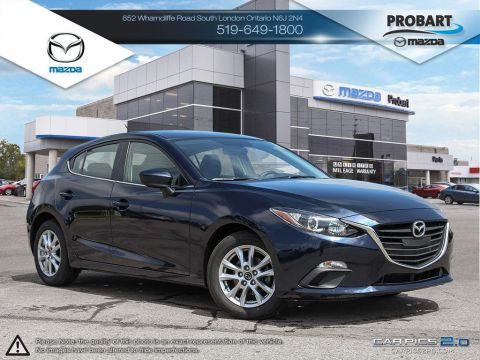 Pre-Owned 2014 Mazda 3 | GS | Cruise | Bluetooth | Backup Camera FWD Hatchback
