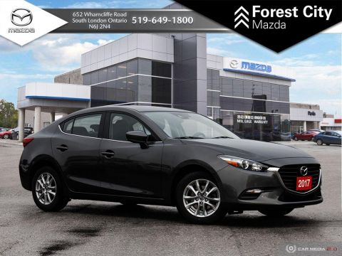 Pre-Owned 2018 Mazda CX-5 GT | Back-Up Camera | Leather Steering Wheel | Cruise | Navigation System