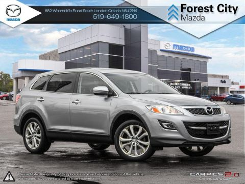 Pre-Owned 2012 Mazda CX-9 | GT | Leather | Sunroof | New Tires