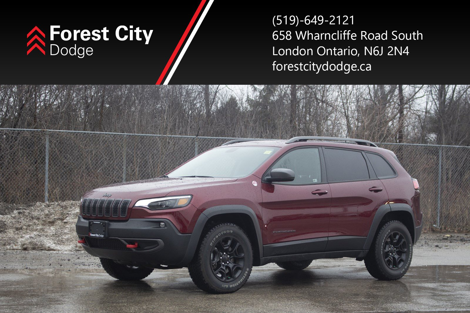 Pre-Owned 2019 Jeep Cherokee Trailhawk,BOUGHT HERE,SERVICED HERE,NICE UNIT