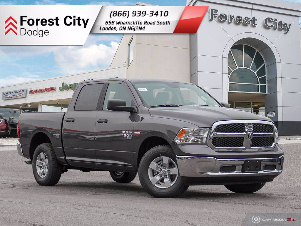 Pre-Owned 2019 Ram 1500 Classic DEMO | KEYLESS ENTRY | BLUETOOTH | REAR VIEW CAM | KEYLESS ENTRY