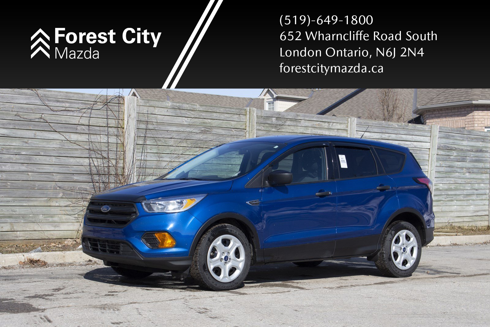 Pre-Owned 2017 Ford Escape S PACKAGE,FRONT WHEEL DRIVE, AUTOMATIC