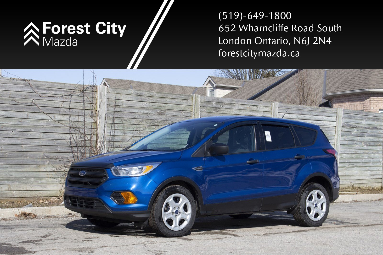 Pre-Owned 2017 Ford Escape SE, FRONT WHEEL DRIVE,AUTOMATIC,