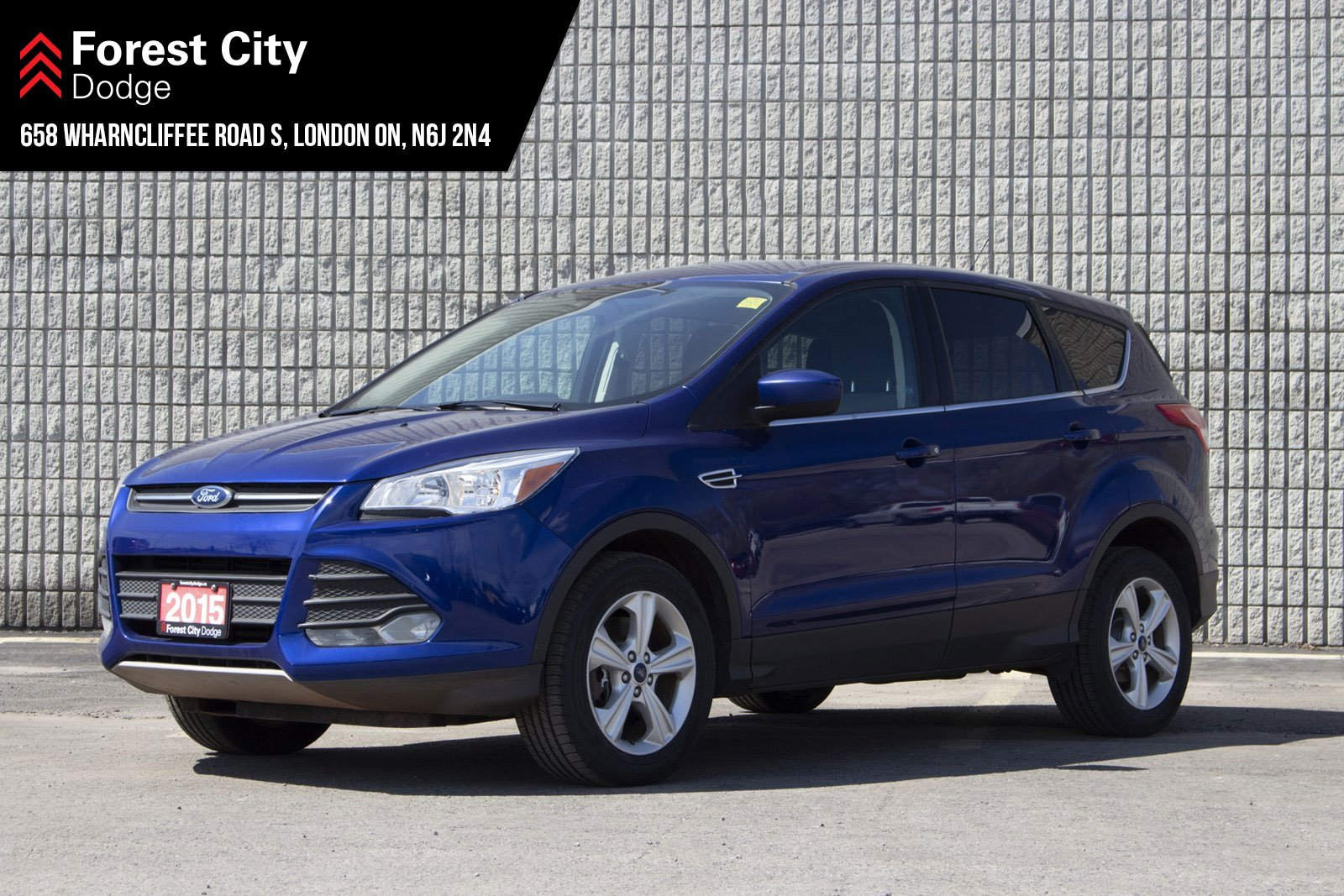 Pre-Owned 2015 Ford Escape SE | SWD | 4 CYCL | KEYLESS ENTRY | BLUETOOTH