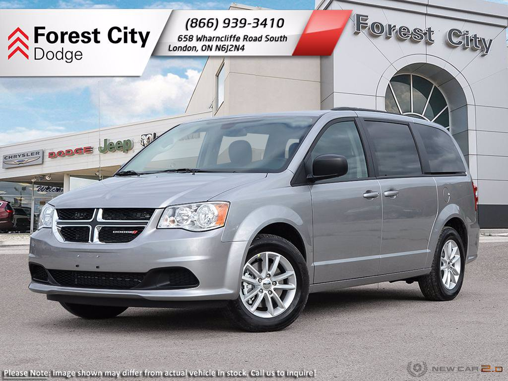 Pre-Owned 2019 Dodge Grand Caravan SXT - DEMO