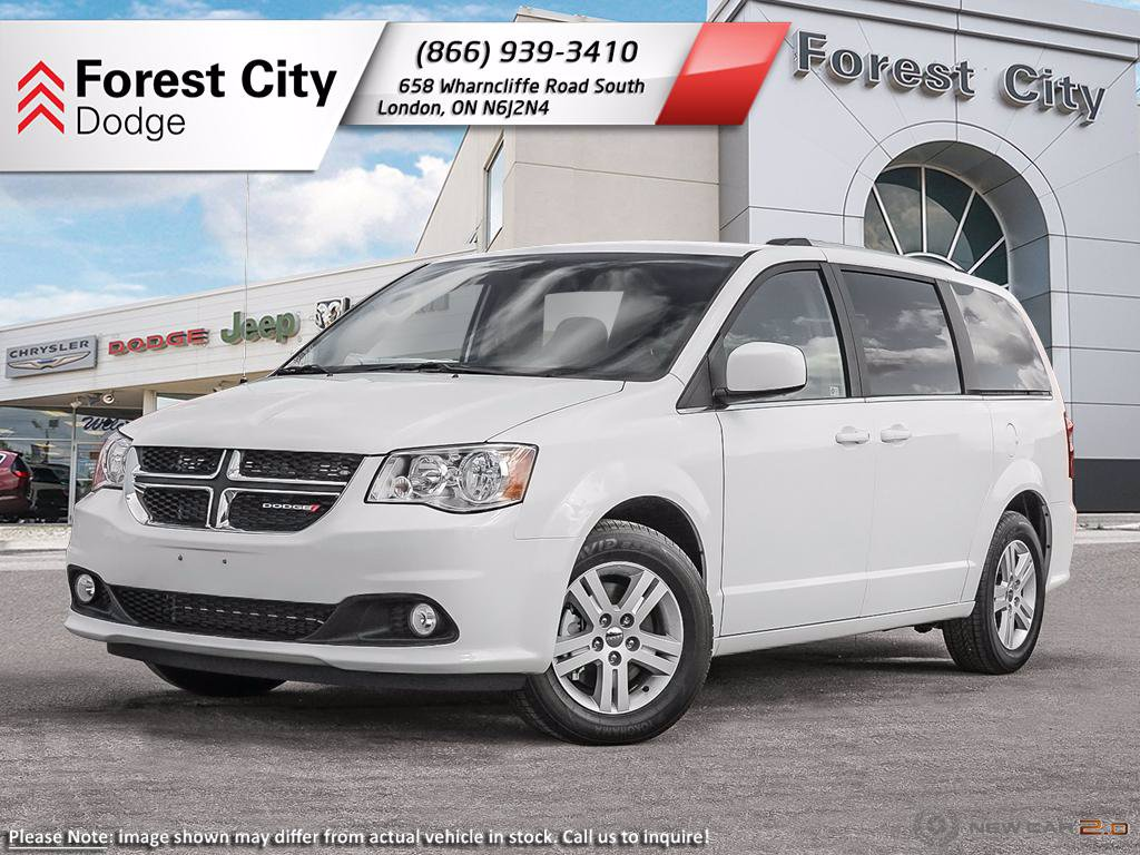 Pre-Owned 2019 Dodge Grand Caravan Crew Plus - DEMO