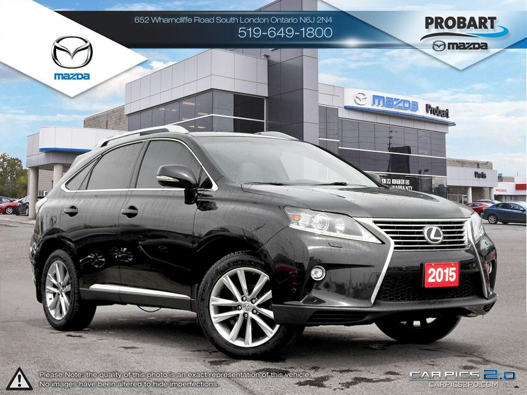 lexus rx park vehicles powerhouse back