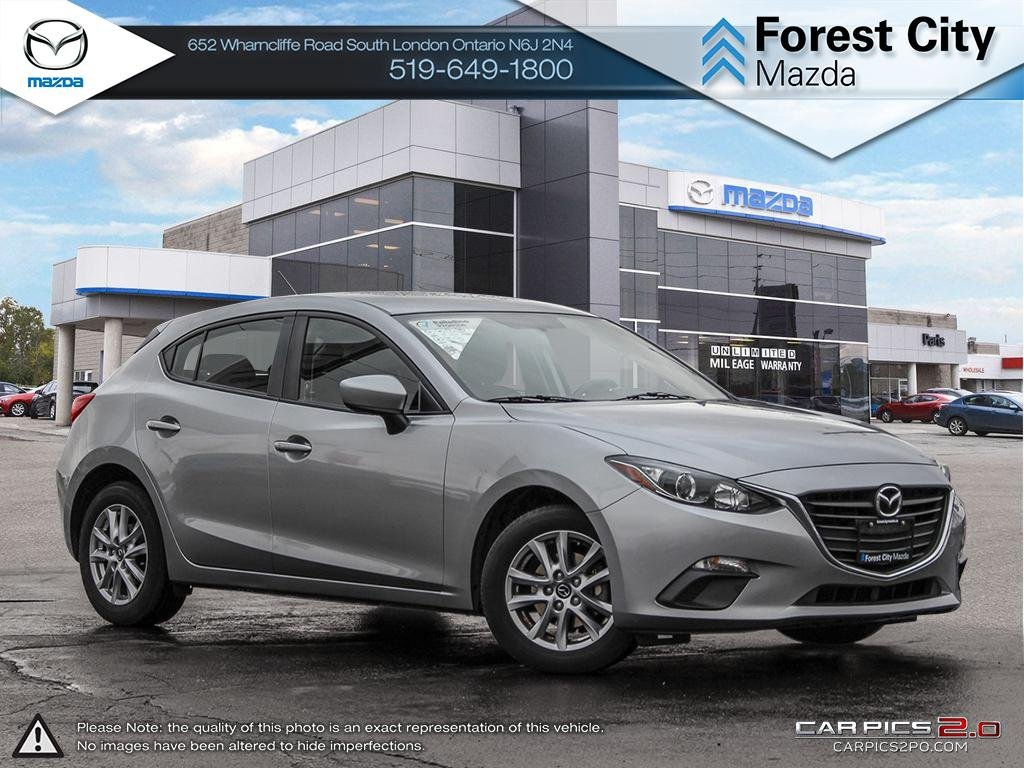 Pre-Owned 2015 Mazda 3 | GX | A/C | Power Group