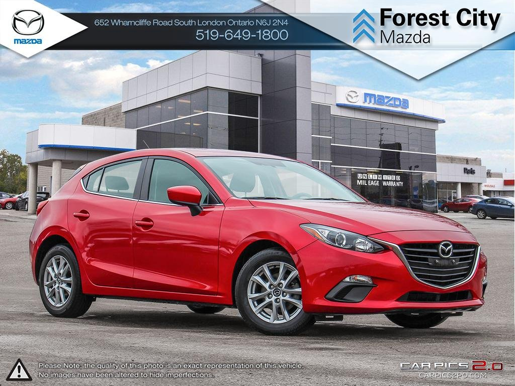 Pre-Owned 2015 Mazda 3 | GS | Cruise | Bluetooth | Backup Camera | Heated Seats