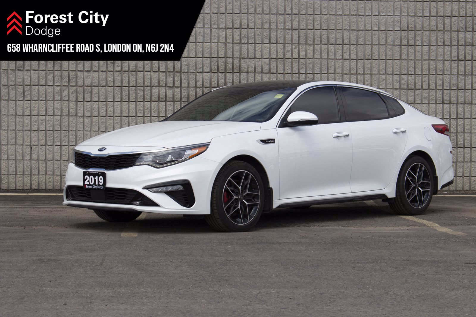 Pre-Owned 2019 Kia Optima TURBO | PADDLE SHIFTERS | REAR VIEW CAM | KEYLESS ENTRY | BLUETOOTH