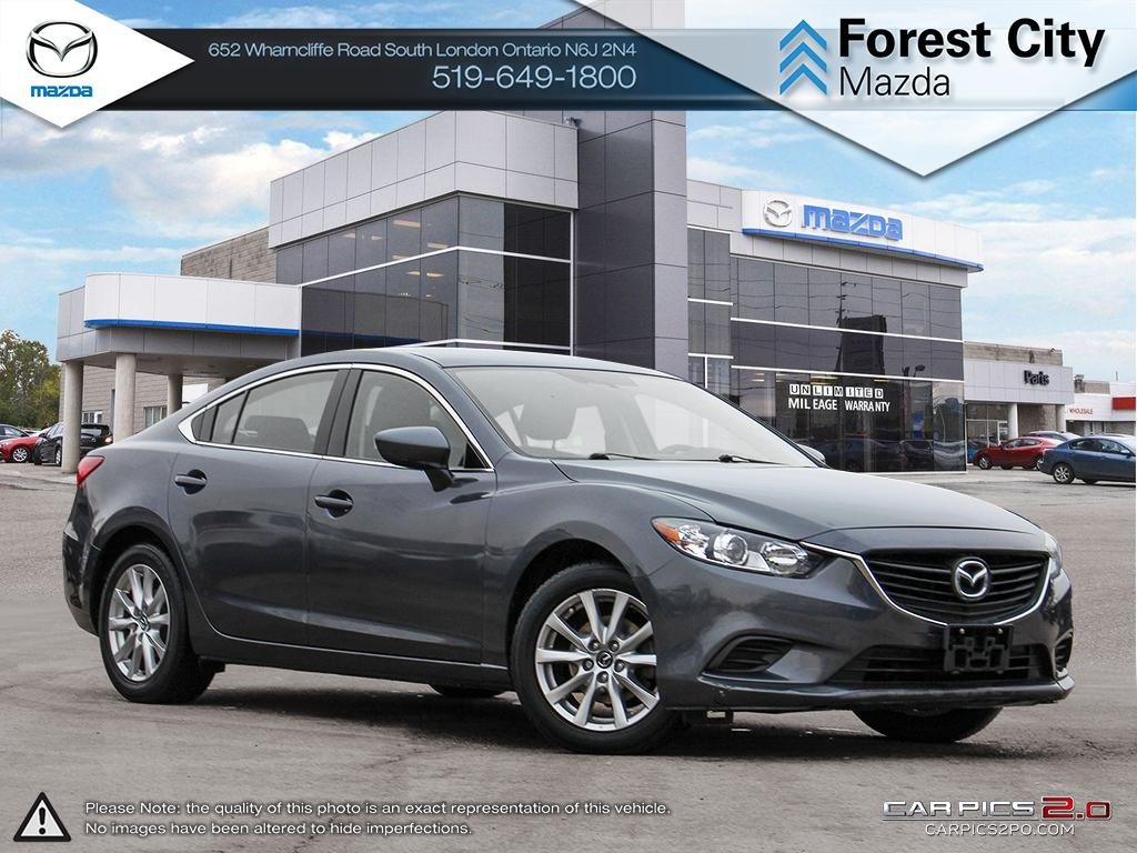 Pre-Owned 2014 Mazda 6 | GX | Cruise | Bluetooth |  Heated Front Seats |