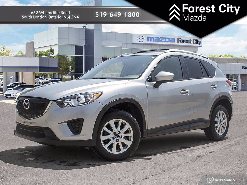Pre-Owned 2015 Mazda CX-5 GX RARE MANUAL | AS-TRADED