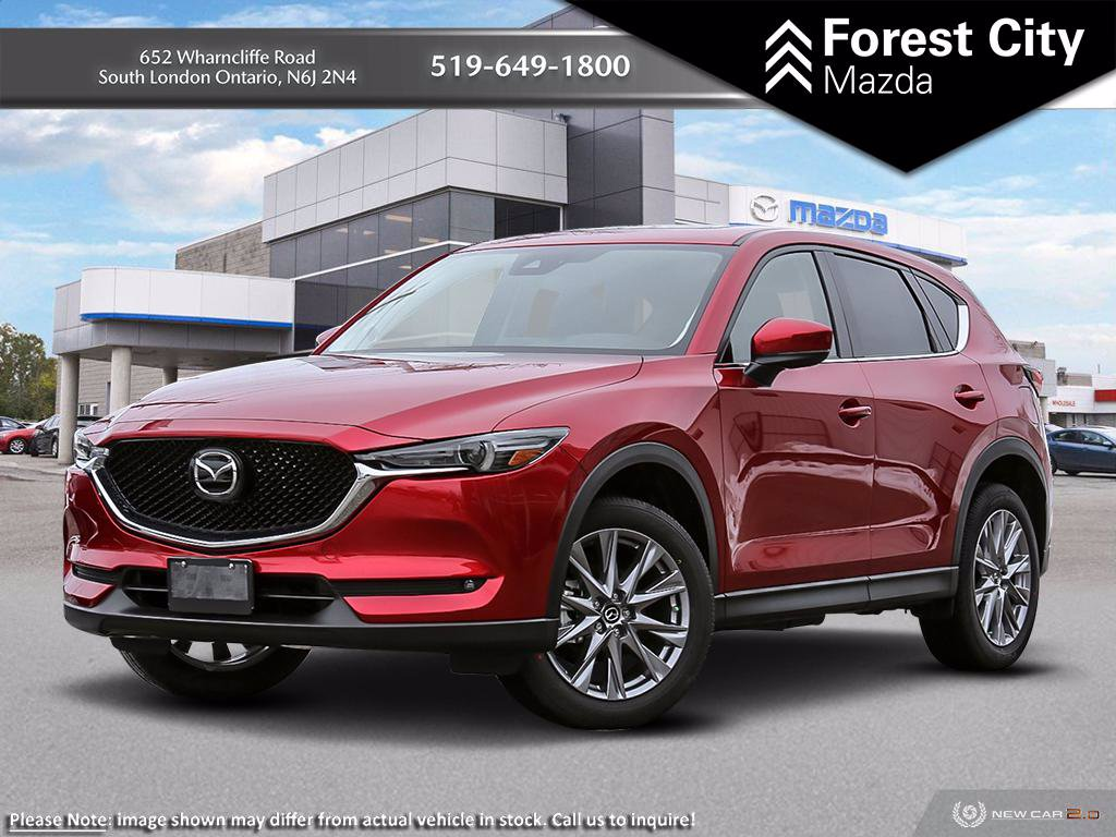 New 2020 Mazda CX-5 GT | Demo