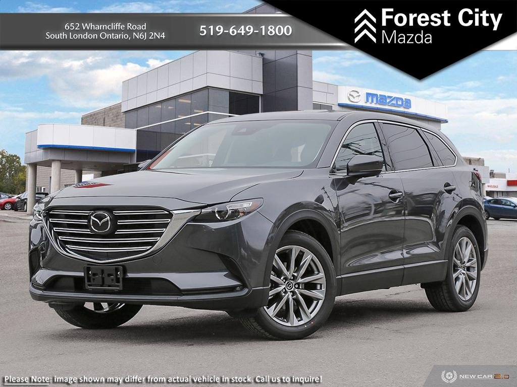 Pre-Owned 2019 Mazda CX-9 GS-L