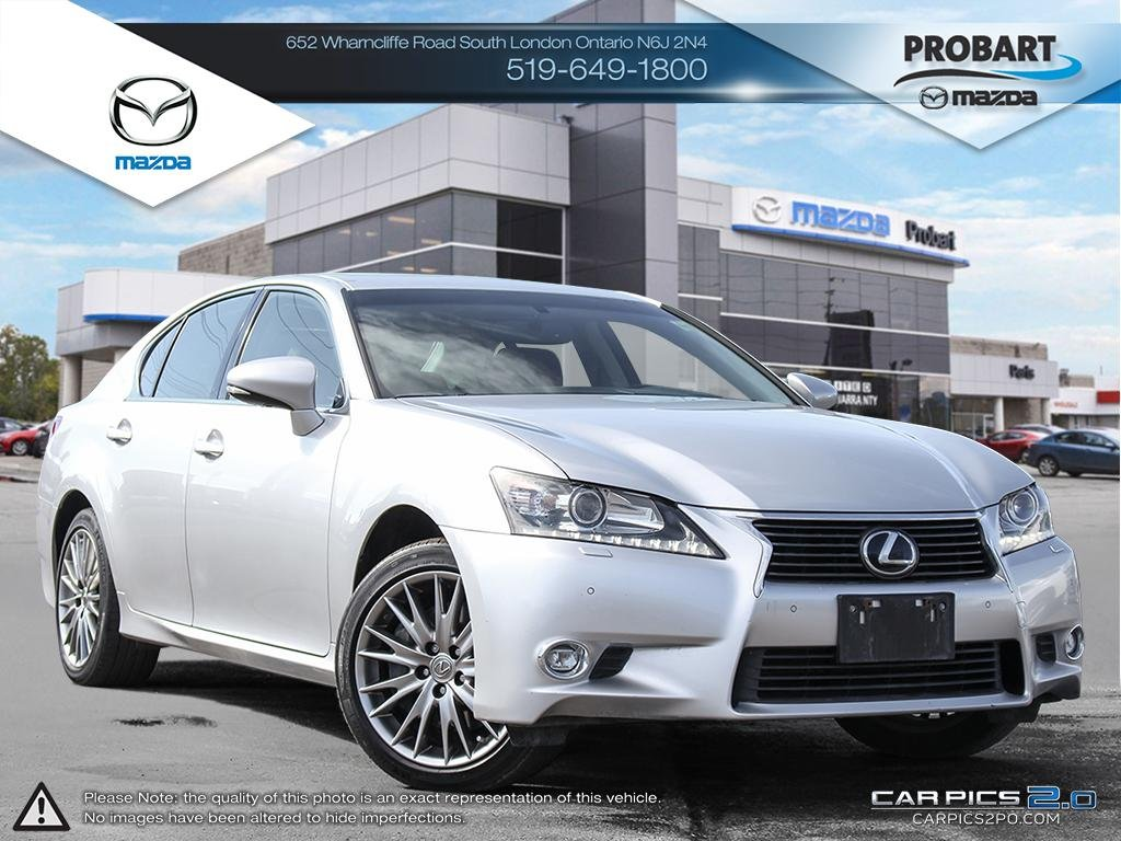 car inventory owned lexus moonroof pre used leather navigation gs awd