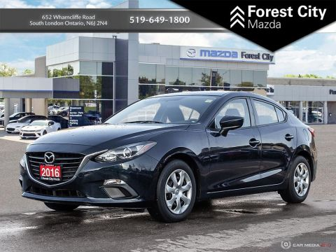 Pre-Owned 2016 Mazda3 GX | Back-up Cam