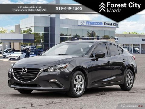 Pre-Owned 2015 Mazda3 GX | Manual | Cloth Seats