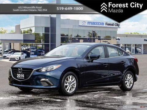 Pre-Owned 2016 Mazda3 GS FWD 4dr Car