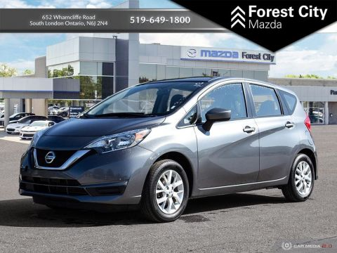 Pre-Owned 2018 Nissan Versa Note | Cloth Seats | Back-up Cam |
