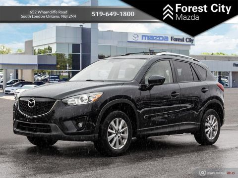 Pre-Owned 2015 Mazda CX-5 GS | AS-IS