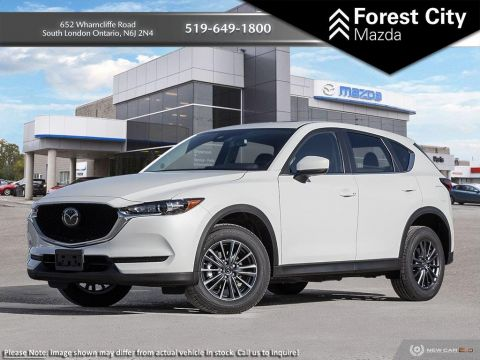 Demo 2019 Mazda CX-5 GS