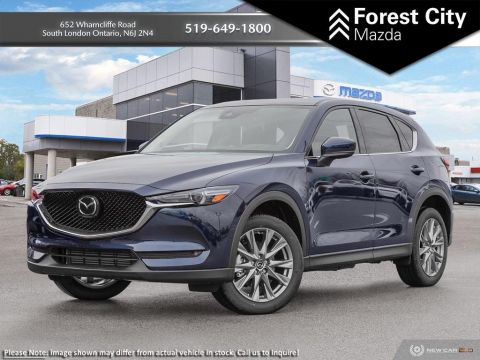 Demo 2019 Mazda CX-5 GT w/Turbo