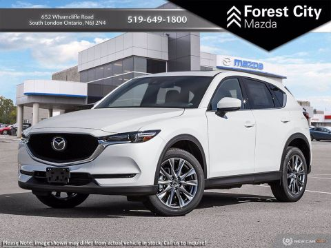 Demo 2019 Mazda CX-5 Signature | DEMO