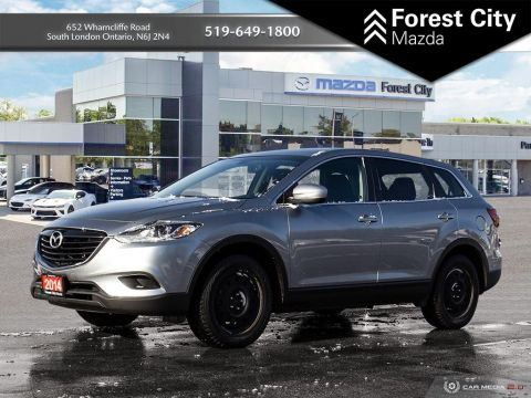 Pre-Owned 2014 Mazda CX-9 TOURING, AUTOMATIC, 7 PASSENGER, 2 SETS OF TIRES Front Wheel Drive Sport Utility