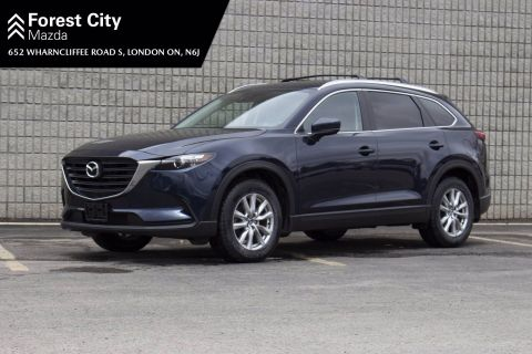 Pre-Owned 2017 Mazda CX-9 GS,ALL WHEEL DRIVE,NAVIGATION,HEATED SEATS