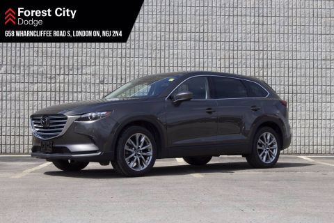 Pre-Owned 2019 Mazda CX-9 GS | SUNROOF | KEYLESS ENTRY | REAR VIEW CAM | BLUETOOTH