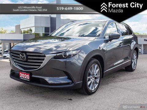 Pre-Owned 2020 Mazda CX-9 GS-L